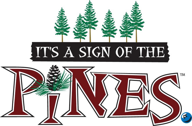 It's a Sign of the Pines